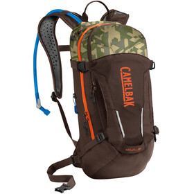 CamelBak M.U.L.E. Hydration Pack 3l brown seal/camelflage